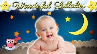 2 Hours Super Calming Baby Lullabies Collection ♥ Brahms Mozart Beethoven ♫ Good Night Sweet Dreams