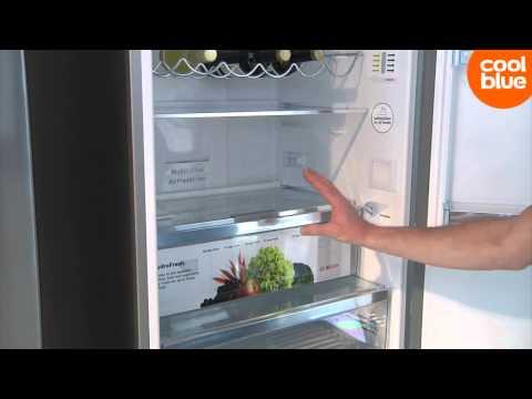 Bosch KGN49AI22 mini-videoreview en unboxing (NL/BE)