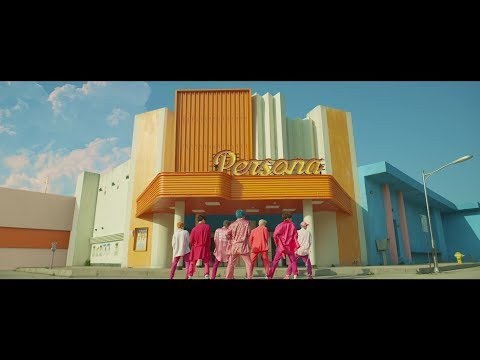 BTS (방탄소년단) '작은 것들을 위한 시 (Boy With Luv) Feat. Halsey' Official MV - Ibighit
