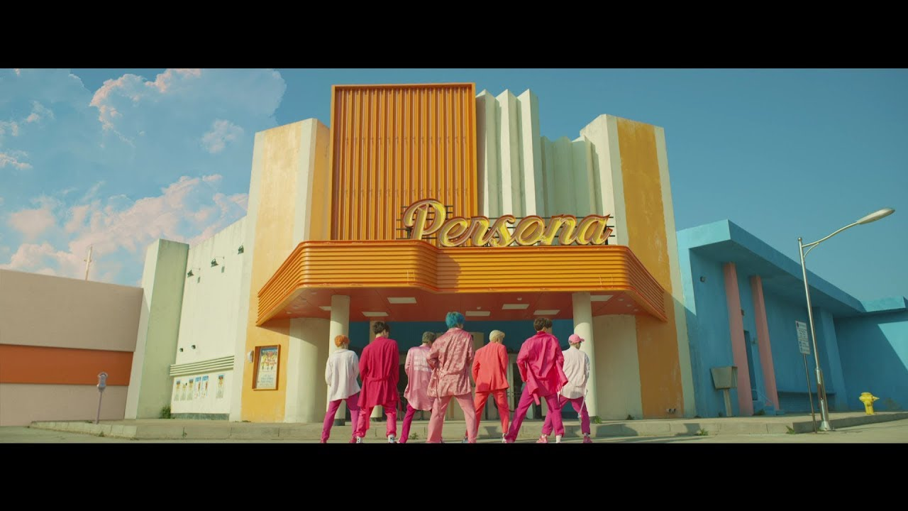 BTS ft. Halsey — Boy With Luv