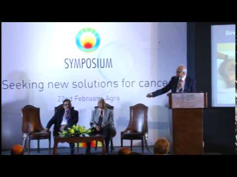 conducting a session on 'Critical care in cancer – An era of optimism