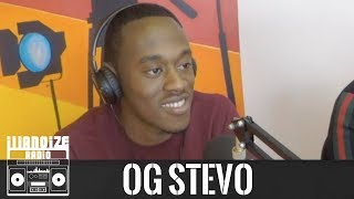 Og Stevo Talks NIU, His Dance Craze The OG Shuffle, and more | iLLANOiZE Radio