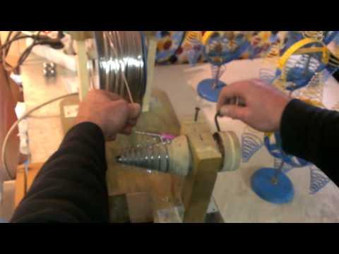 Eliminazione del cono su una gamba a un pollice