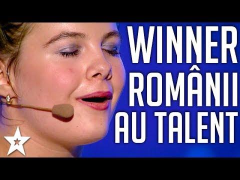 Lorelai Moşneguţu's Journey | Romania's Got Talent 2016 | Got Talent Global