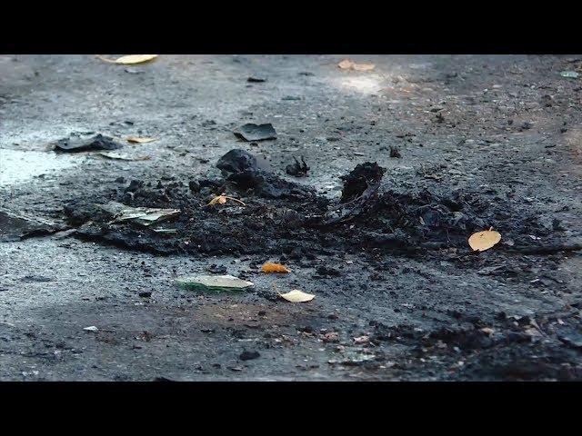 19 машин сожгли в Ангарске
