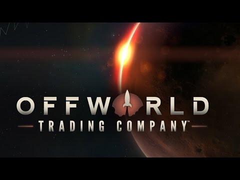 Offworld Trading Company - Early Access Developer Trailer thumbnail