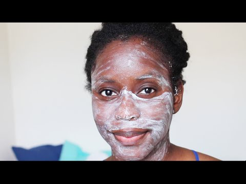 La boue cosmétique pour la personne