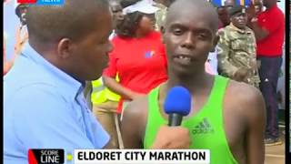 ScoreLine: The Eldoret City marathon