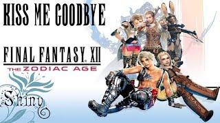 [Shiny] Kiss me goodbye (Final Fantasy XII)