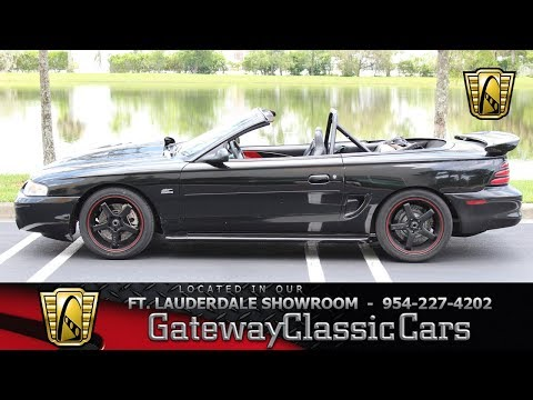 1994 Ford Mustang (CC-1341349) for sale in O'Fallon, Illinois