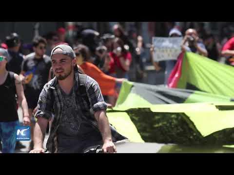 Levantan toque de queda en Chile despues de una semana