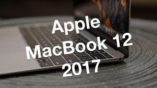 Apple MacBook 12 2017 что нового ? распаковка