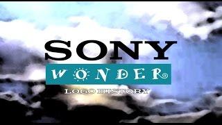 Sony Wonder Logo History