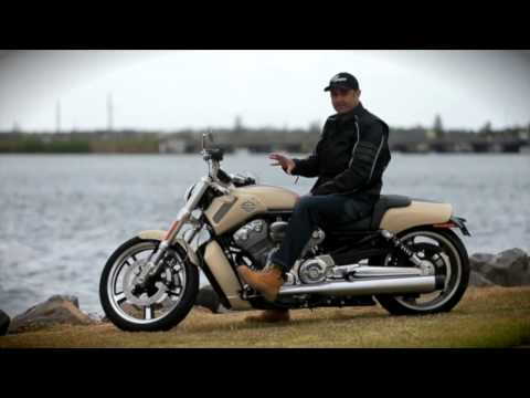 Harley-Davidson V-Rod Muscle review