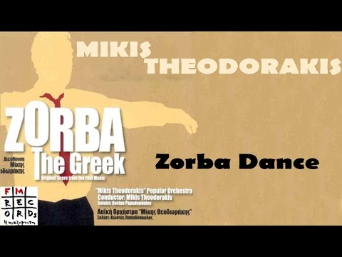 Zorba's Dance (1964) (Song) by Mikis Theodorakis