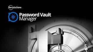 Devolutions Password Hub video