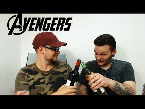 NERDSTVÍ:Avengers Infinity war !Bez spoilerů! s Roth Wellden