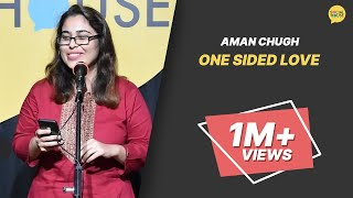 One Sided Love | Crush | Dr. Aman Chugh | The Social House Poetry | Whatashort