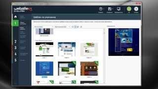 Создать веб-сайт с WebSite X5 V11 - Видео-Пособие