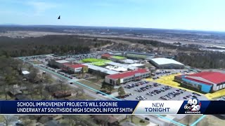 Construction set to begin at Southside High School in Fort Smith