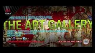 JET ROCK Presents The Art Gallery 15 de julio del 2012