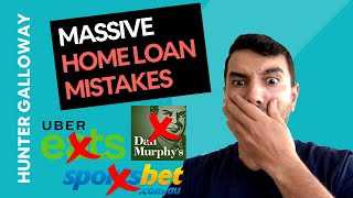Mistakes People Make when Applying for a Home Loan [in 2020]