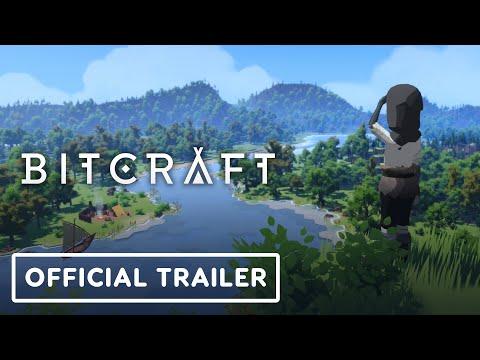 《BitCraft》大型多人在線沙盒遊戲公開最新宣傳影片