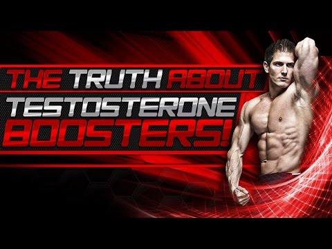 Video The TRUTH About Testosterone Boosters!