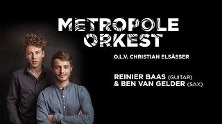 Metropole Orkest with Reinier Baas & Ben van Gelder - Smooth Jazz Apocalypse