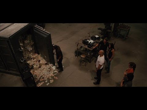Fast And Furious 5 Safe Ending Scene 1080p FullHD w/ English Subtitles
