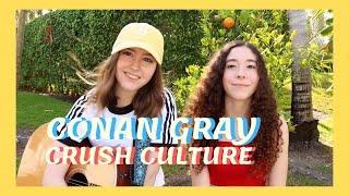 Crush Culture   Conan Gray (Acoustic Cover)
