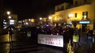 preview picture of video 'Fiaccolata per Ardea'