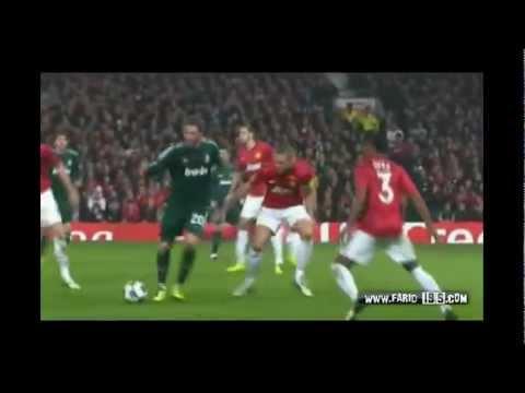 ريال مدريد 2 - 1 مانشيستر يونايتد - أهداف المباراة