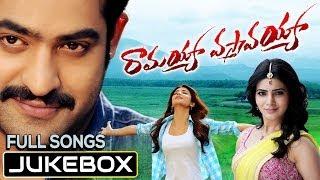 Ramayya Vasthavayya - Full Songs - Jr.NTR,Samantha, Shruthi Haasan
