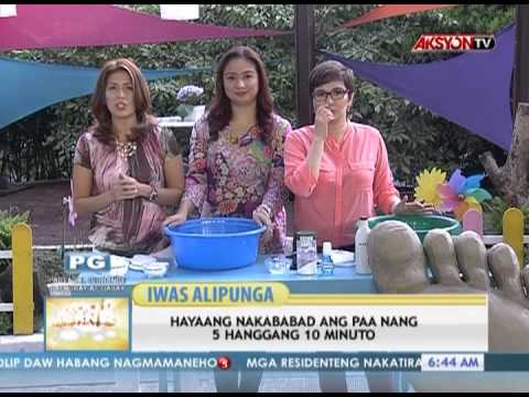 Hinlalaki sa paa ng kuko forum halamang-singaw paggamot