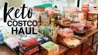 KETO COSTCO HAUL | COSTCO ON A KETOGENIC DIET