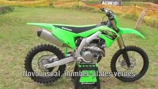 Kawasaki KX 450 2020 - Teste - Vídeo
