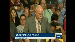 More Cannabis Advocates speak at Metro Council