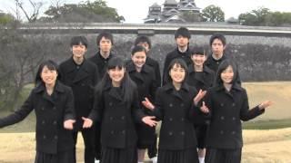 あったかいんだからぁ♪by「くちびるに歌を」中五島中学校合唱部