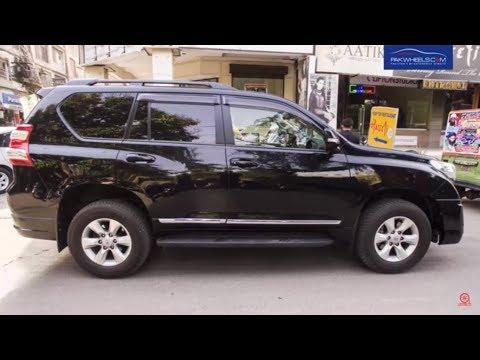 Toyota | Land Cruiser | TX | 2012 | Prado | Owner,s Review
