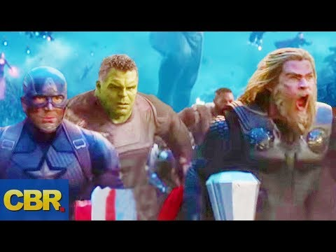 The MCU Timeline Is Ruined After Marvel Avengers Endgame