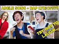 Singing Songs With Other Song 39 s Lyrics
