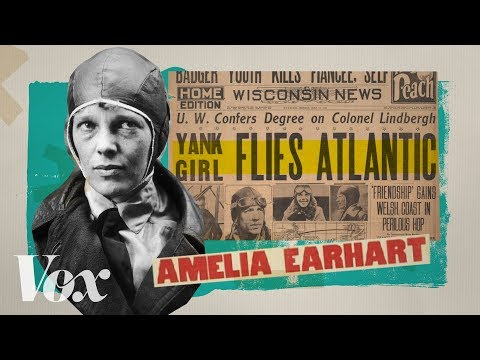 The real reason Amelia Earhart is so famous