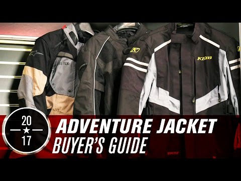 Best ADV/Dual Sport Motorcycle Jackets | 2017
