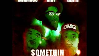 DJ Infamous Feat. Big K R I T & Yo Gotti-Something Right(Screwed & Chopped) [By Lil Zee]