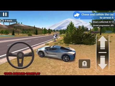 Police Car Offroad Driving Simulator - New Police Vehicle Offroad Missions Android GamePlay FHD