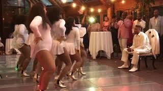 The Best Ever Wedding Dance!!