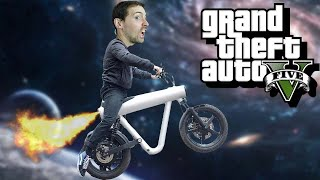 Failure To Launch - GTA 5 Funny Moments
