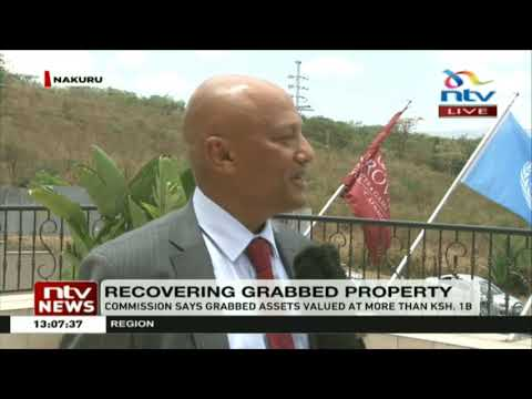 EACC returns public property to Nakuru, Bomet county governments