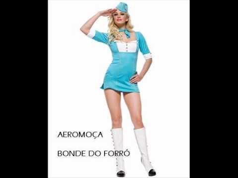 Aeromoça - Bonde do Forró
